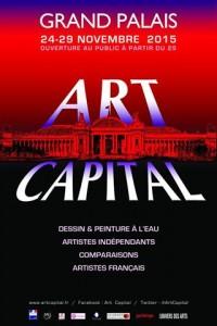 Exposition Art Capital 2015