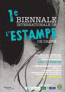 Flyer_Biennale_Estampe_Dreux2016